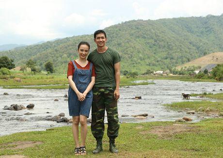 Angela Phuong Trinh tinh tu nam tay Vo Canh di dao - Anh 1