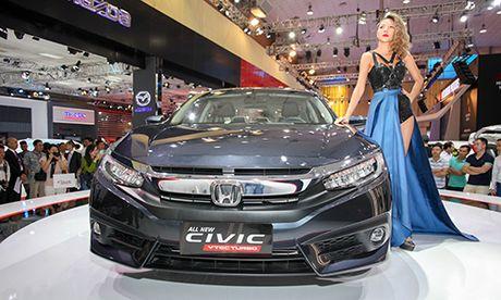 Honda Civic the he moi buoc chan vao Viet Nam - Anh 1