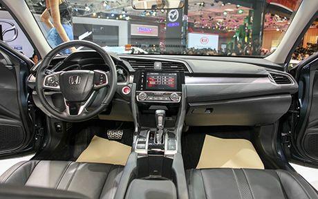 Honda Civic the he moi buoc chan vao Viet Nam - Anh 2