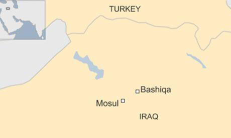 Iraq canh bao chien tranh neu Tho Nhi Ky khong rut quan - Anh 2