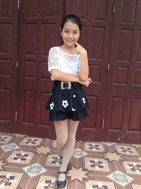 Khanh Huyen The Voice Kids: Lo anh thoi 'sun rang' dang yeu va goi nham ten chu Noo - Anh 12