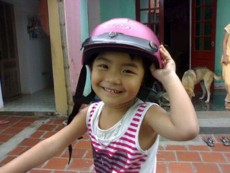 Khanh Huyen The Voice Kids: Lo anh thoi 'sun rang' dang yeu va goi nham ten chu Noo - Anh 1