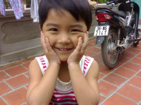 Khanh Huyen The Voice Kids: Lo anh thoi 'sun rang' dang yeu va goi nham ten chu Noo - Anh 2