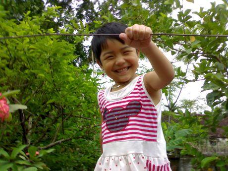 Khanh Huyen The Voice Kids: Lo anh thoi 'sun rang' dang yeu va goi nham ten chu Noo - Anh 3
