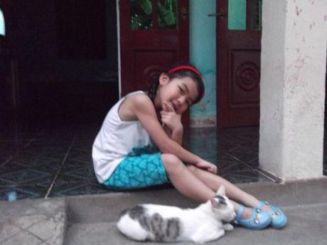 Khanh Huyen The Voice Kids: Lo anh thoi 'sun rang' dang yeu va goi nham ten chu Noo - Anh 8