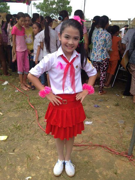 Khanh Huyen The Voice Kids: Lo anh thoi 'sun rang' dang yeu va goi nham ten chu Noo - Anh 9
