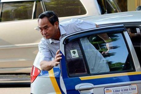 Thu truong xai taxi, Bo Tai chinh 'lenh' cat giam lai xe rieng - Anh 1