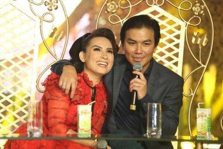 Phi Nhung khong tha 'chat chem' Manh Quynh du duoc cham soc tinh tu - Anh 8