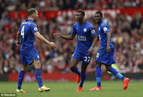 Leicester te thu hai lich su Premier League - Anh 1
