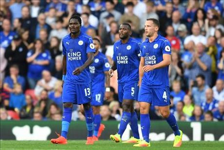 Leicester te thu hai lich su Premier League - Anh 2