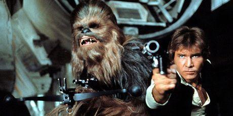 Dan sao nu gop mat trong 'Star Wars' phien ban dac biet - Anh 2