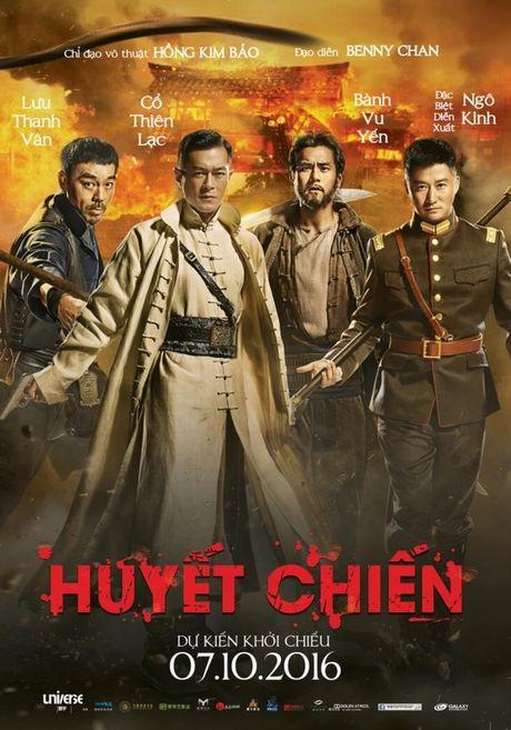 Huyet Chien – Cuoc chien cua nhung ngoi sao hanh dong hang dau Hongkong - Anh 1
