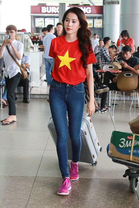 Hoa khoi Nam Em da chinh thuc len duong den Philippines, dai dien Viet Nam thi Miss Earth - Anh 3