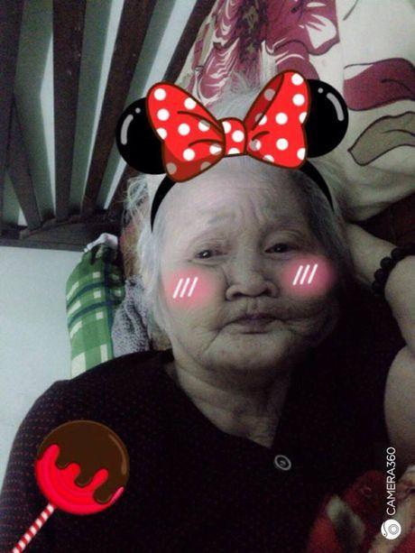 Ba ngoai dang yeu nhat nam: 88 tuoi nhung phai duoc goi bang 'cong chua' moi chiu an - Anh 1