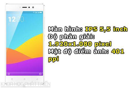 Smartphone selfie, RAM 3 GB, gia 4,49 trieu dong tai Viet Nam - Anh 5