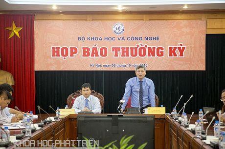 Bo Khoa hoc va Cong nghe noi ve viec tim nguyen nhan ca chet Ho Tay - Anh 1