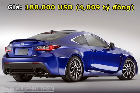 Top 10 sieu xe Lexus dat nhat trong lich su - Anh 5