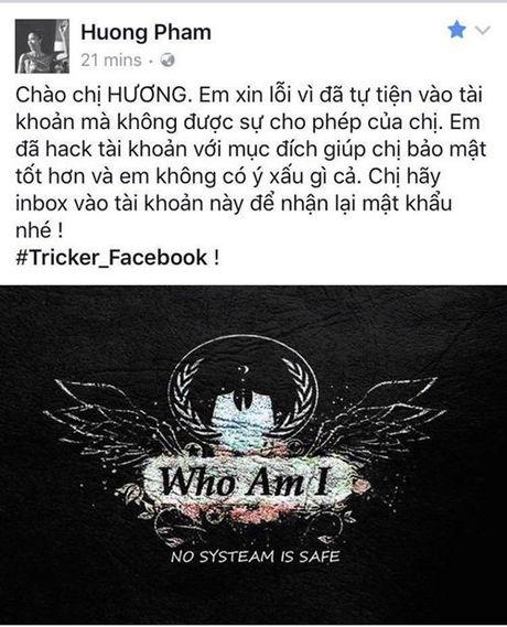 Yeu cau xoa so Vietnam Idol, 'tam thu' dac biet gui Pham Huong - Anh 3