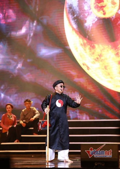 Tiec cho show Xuan Hinh... - Anh 2