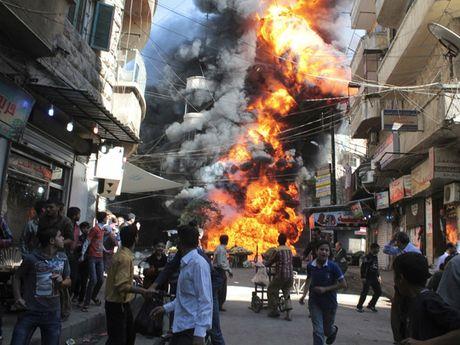 Nga - My tiep tuc cang thang vi Syria - Anh 1