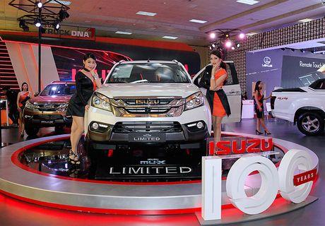 Nhung mau xe khong the bo qua khi toi Vietnam Motor Show 2016 - Anh 10