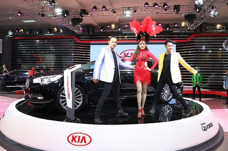 Nhung mau xe khong the bo qua khi toi Vietnam Motor Show 2016 - Anh 8