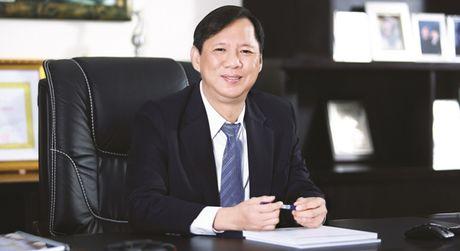 CEO KIDO tro thanh Chu tich Dau Tuong An - Anh 1