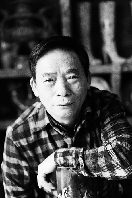 Vinh biet Nghe nhan uu tu Vu Duc Thang - Nguoi thoi hon gom Viet - Anh 1