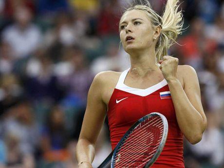 Maria Sharapova se duoc dac cach sau khi ket thuc an phat - Anh 3