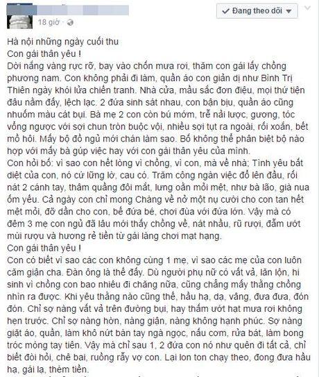 """""""Gia ma bo hieu dieu nay tu khi con tre, thi co le con da khong co den 5 ba gi ghe phai khong con?"""" - Anh 2"""