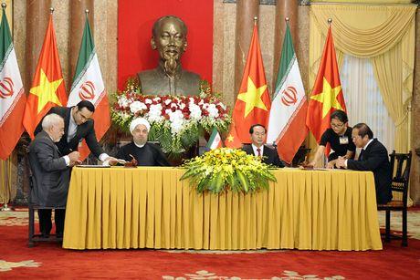 Hinh anh le don Tong thong Iran tham chinh thuc Viet Nam - Anh 15