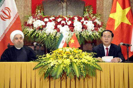 Hinh anh le don Tong thong Iran tham chinh thuc Viet Nam - Anh 16