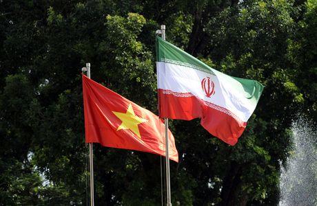 Hinh anh le don Tong thong Iran tham chinh thuc Viet Nam - Anh 1