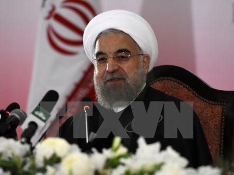 Tong thong Iran Hassan Rouhani se tham chinh thuc Malaysia - Anh 1