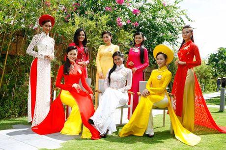 Trinh dien 'Tinh hoa ao dai Viet Nam' - Anh 1