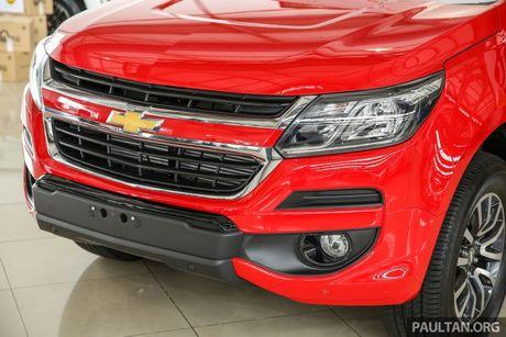 Chevrolet Colorado 2016 ban nang cap lo dien - Anh 4