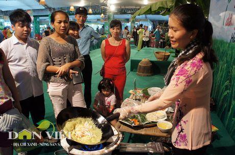 Hang Viet Nam Chat luong cao – Nong san Sach 'do bo' Thu do - Anh 1