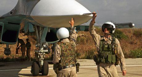 Nga canh bao My lan cuoi ve Syria - Anh 1