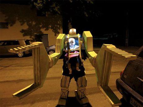 Mach ong bo sam do cho con di choi Halloween - Anh 10