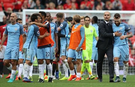 Pep Guardiola nang cap Man City: 150 trieu bang cho 3 muc tieu khung - Anh 1
