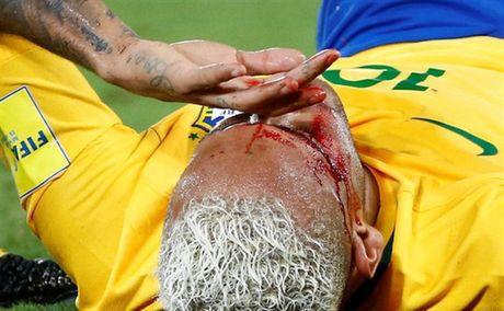 Chum anh: Neymar chay mau lenh lang trong chien thang '5 sao' cua Brazil - Anh 2