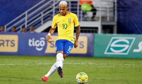 Chum anh: Neymar chay mau lenh lang trong chien thang '5 sao' cua Brazil - Anh 4