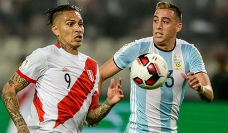 Chum anh: Argentina gay that vong trong luc Messi di xem phim - Anh 2