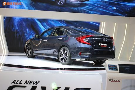 Can canh Honda Civic 2017 gia 'duoi 1 ty dong' tai VN - Anh 16