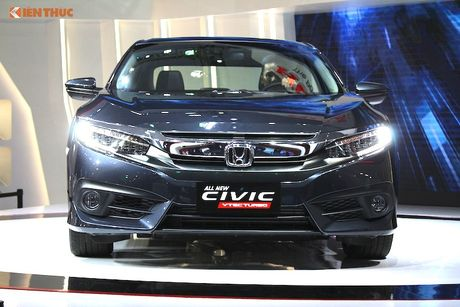Can canh Honda Civic 2017 gia 'duoi 1 ty dong' tai VN - Anh 3