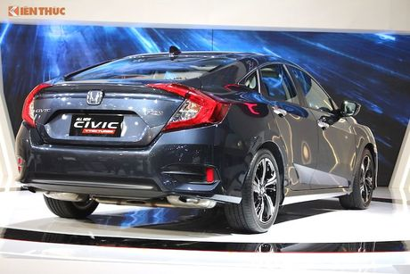 Can canh Honda Civic 2017 gia 'duoi 1 ty dong' tai VN - Anh 5