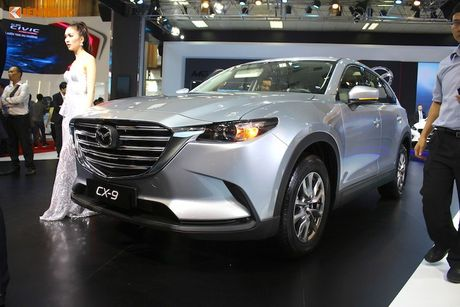 Can canh 'hang nong' Mazda CX-9 2017 dau tien o VN - Anh 13