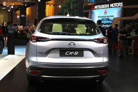 Can canh 'hang nong' Mazda CX-9 2017 dau tien o VN - Anh 15