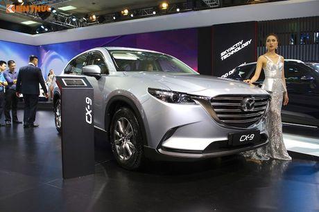 Can canh 'hang nong' Mazda CX-9 2017 dau tien o VN - Anh 2