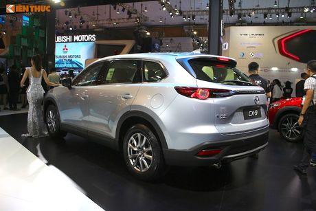Can canh 'hang nong' Mazda CX-9 2017 dau tien o VN - Anh 4